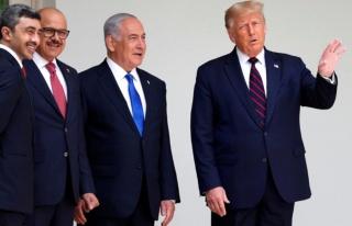 Beyaz Saray'da Filistin'i yok sayan anlaşma! BAE...