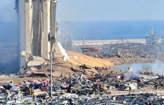 Beyrut Limanı'nda patlayıcı madde yüklü 143 konteyner...