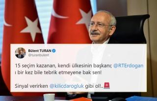 Biden'ı Tebrik Eden Kılıçdaroğlu'na AKP'den Tepki:...