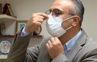 Bilim Kurulu üyesi Tezer'den maske uyarısı