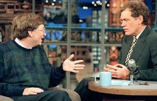 Bill Gates, 1995 Yılında Katıldığı Bir Programda...