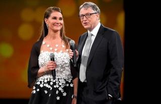 Bill Gates Boşanıyor! Bill Gates, Eşi Melinda ile...