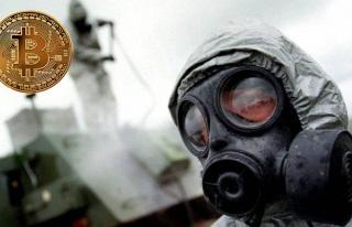 Bitcoin ile Kimyasal Silah Almaya Çalışan Adama...