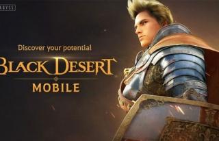 Black Desert Mobile yeni güncelleme içeriklerini...