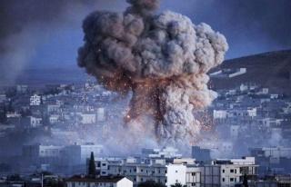 BM: Esed rejimi ve terör örgütü PKK/YPG savaş...