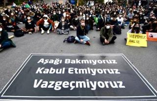 Boğaziçi Öğrencileri Bahar Dönemine Boykotla...