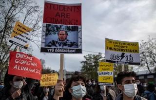 Boğaziçi Protestolarında Gözaltına Alınan Öğrenciler...