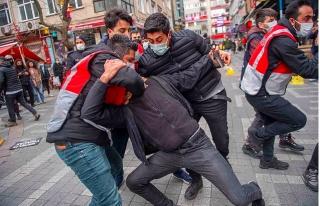 Boğaziçililere Polis Müdahalesine Karşı Sosyal...