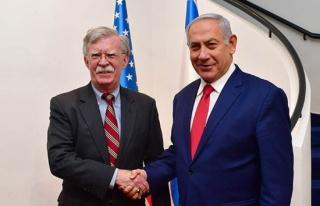 Bolton'ın görevden alınması İsrail'i endişelendirdi