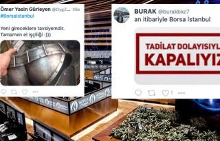 Borsa İstanbul'un 2 Günde 4 Kez Devre Kesmesi Goygoycuların...
