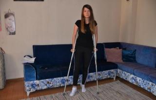 Boşandığı Eşini Kızının Önünde Vurarak Yaralamıştı:...