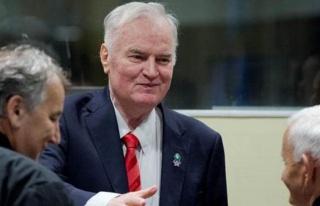 'Bosna Kasabı' Mladic'in ömür boyu hapsi onandı
