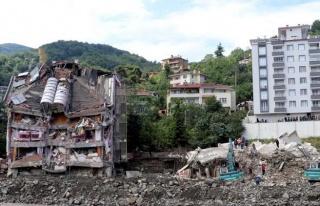 Bozkurt'ta Çöken Ölçer Apartmanının Müteahhidinin...