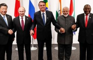'BRICS küresel ekonominin yüzde 50'sini oluşturacak'