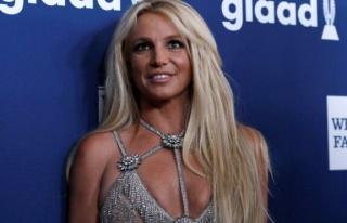 Britney Spears bu defa da çıplak fotoğrafıyla...
