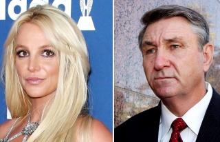Britney Spears'ın babası, vasilikten vazgeçmek...