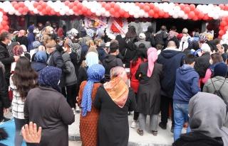 Bu Kez de Lebalep Market Açılışı! Koronavirüse...
