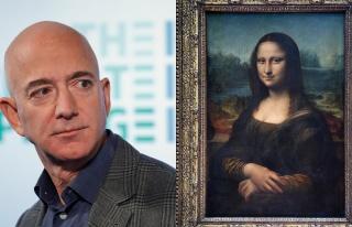 Bu Nefret Neden? Jeff Bezos'un Mona Lisa'yı Yemesi...