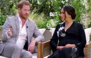 Buckingham Sarayı Harry ve Meghan'ın bebeğini tebrik...