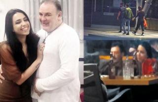 Burak Sergen'in eşi Nihan Ünsal'ın ihanet kareleri...