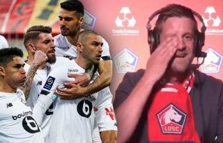 Burak Yılmaz, Lille Formasıyla Gol Atınca Gözyaşlarına...