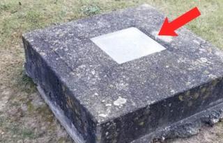 Camdan mezarın içine bakanlar ölmüş doktorun...