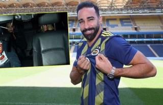 Çapkın Adil Rami'ye Fenerbahçe yönetiminden uyarı!