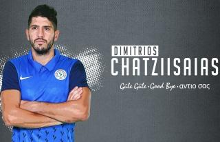 Çaykur Rizespor, Dimitrios Chatziisaias ile yollarını...