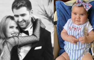 Ceyda Ateş'in kızı Talia'yı babasına benzettiler