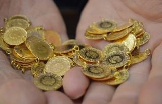 Çeyrek altın 779 lira oldu