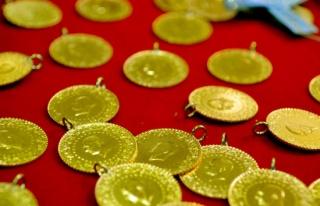 Çeyrek altın 785 lira