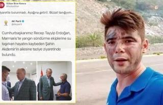 CHP'li Karaca: 'Erdoğan, Şahin Akdemir'in Ailesini...