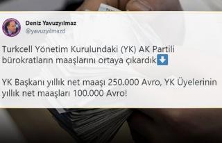 CHP'li Vekil, Turkcell Yönetimindeki AKP'lilerin...