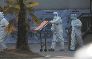 Çin corona virüsü için SARS tedavi yöntemini...