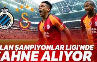 Club Brugge GS Canlı İzle Bein Sports| Brugge Galatasaray...