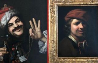 Çöpten 350 yıllık 2 tane çok değerli tablo çıktı!...