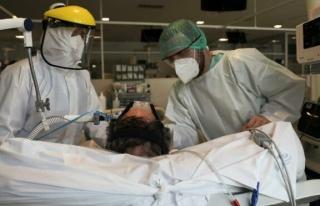 Corona virüsünde yeni tehlike... Kan pıhtısı...