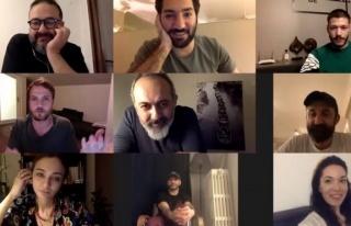 Çukur Evde 1. bölümü YouTube kanalında yayınlandı!...