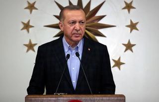 Cumhurbaşkanı Erdoğan: '23-24-25-26 Mayıs tarihlerinde...