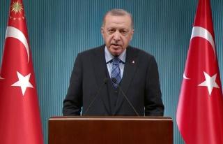 Cumhurbaşkanı Erdoğan: 'Aşı Meselesi Vahim Bir...