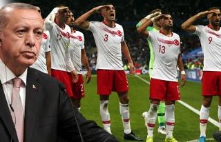 Cumhurbaşkanı Erdoğan'dan 'asker selamı' açıklaması