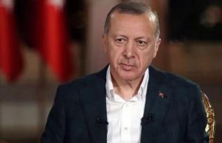 Cumhurbaşkanı Erdoğan'dan Galatasaray'a tebrik