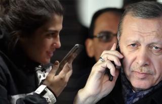 Cumhurbaşkanı Erdoğan, Dünya Şampiyonu Busenaz...
