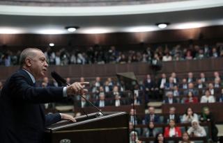 Cumhurbaşkanı Erdoğan: 'Hemen Bu Gece Teröristler...