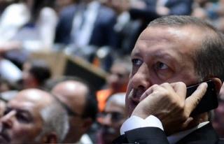 Cumhurbaşkanı Erdoğan, Rıza Kayaalp'i telefonla...