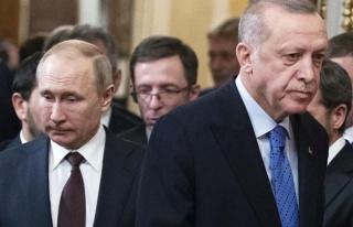 Cumhurbaşkanı Erdoğan: Suriye'de rejim ülkemiz...