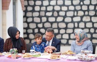 Cumhurbaşkanı Yardımcısı Oktay, Yozgat'ta kadın...