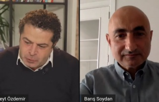 Cüneyt Özdemir ile Barış Soydan Son Zamanların...