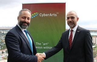 CyberArts'tan stratejik iş birliği