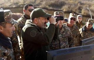 Dağlık Karabağ'da yenilgiyi hazmedemeyen Ermenistan'dan...